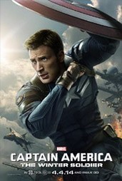 Captain America: Winter Soldier Credits