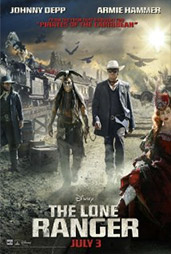 The Lone Ranger Credits