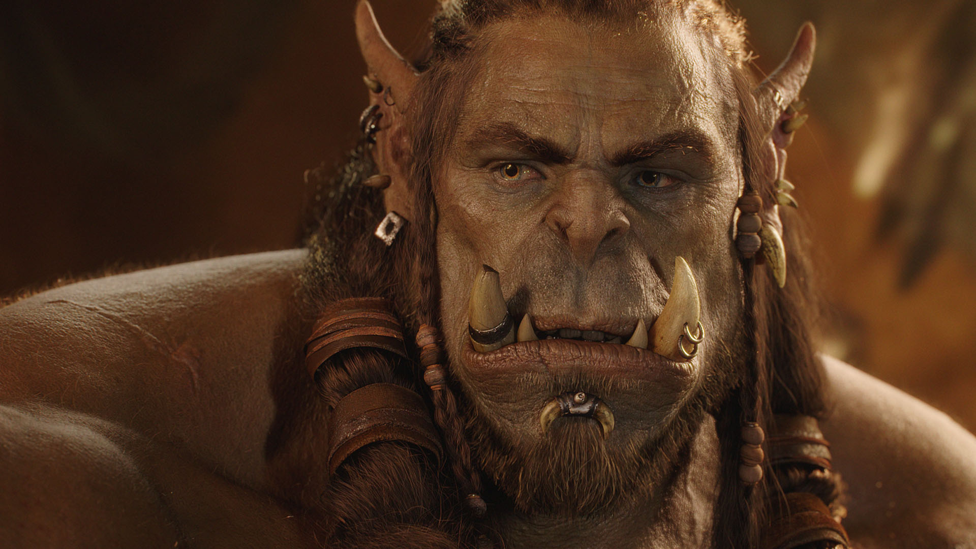 Durotan from Warcraft