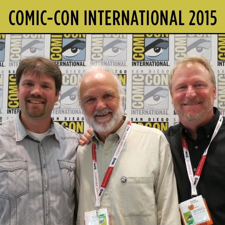 ILM Celebrates its 40th Anniversary at Comic-Con