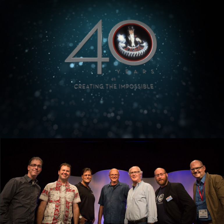 SIGGRAPH Special Event: ILM at 40