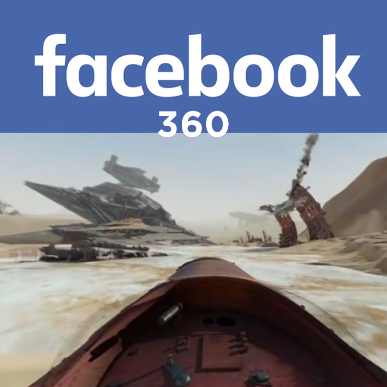 ILMxLAB Partners With Facebook For 360 Video Launch