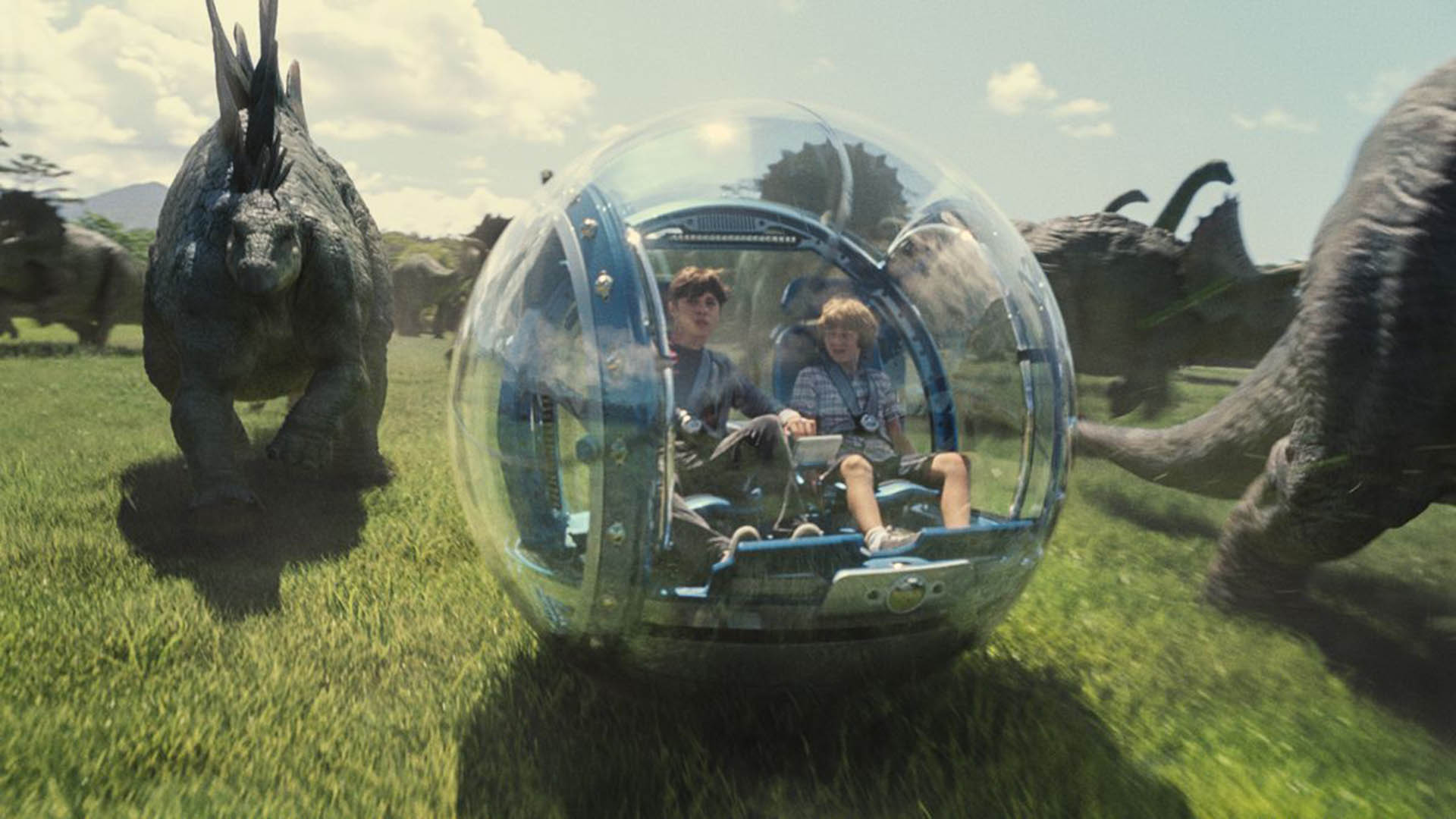 Jurassic World Honored with the Hollywood Visual Effects Award