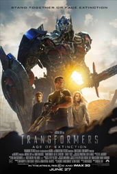 Transformers: Age of Extinction Credits