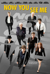 Now You See Me Credits
