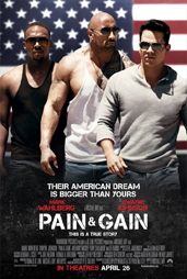 Pain & Gain Credits
