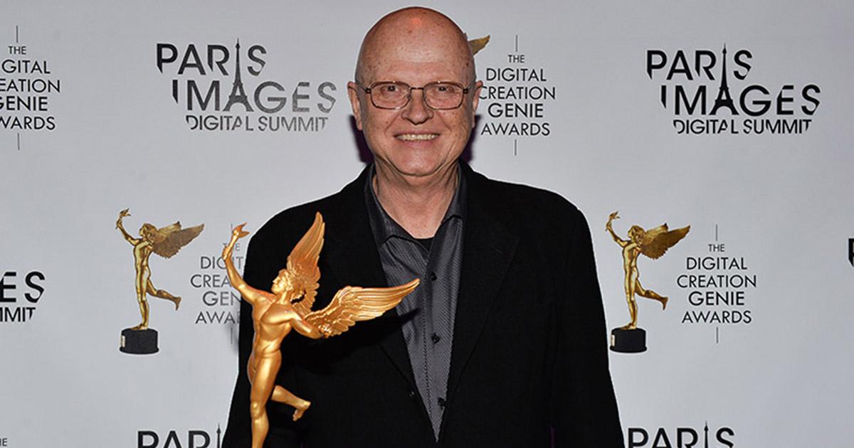 Dennis Muren Honored at Paris Images