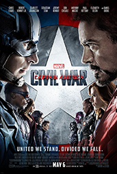 Captain America: Civil War Credits