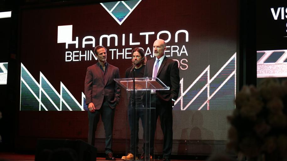 Craig Hammack Honored with Hamilton Award