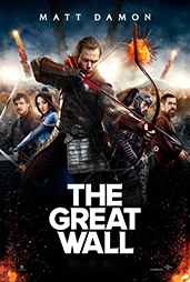 The Great Wall Credits