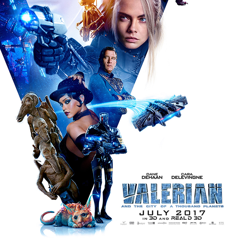 Vancouver takes on Valerian