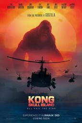 Kong: Skull Island Credits