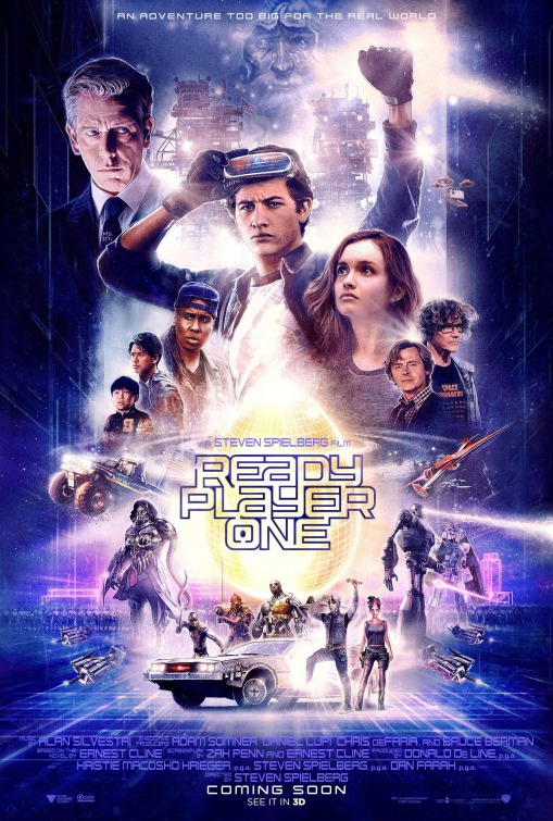 Ready Player One Credits