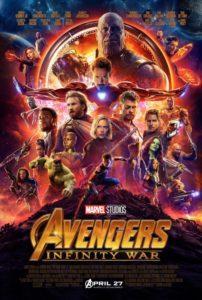 Avengers: Infinity War Credits