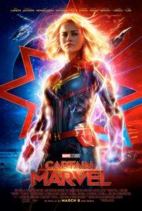 Captain Marvel Credits
