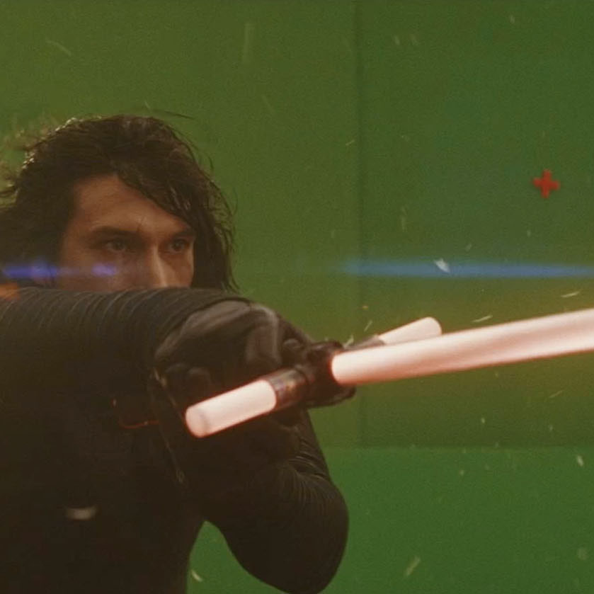 How Seven Samurai Inspired A Shot in Star Wars: The Last Jedi