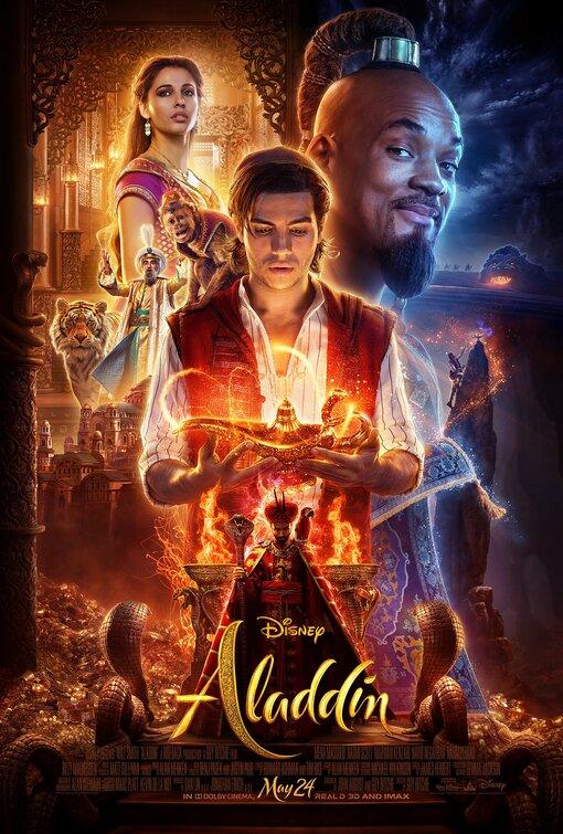 Aladdin Credits