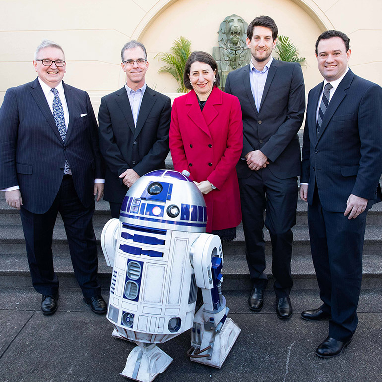ILM to Open New Studio in Australia