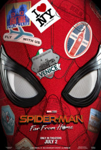 Spider-Man: Far From Home Credits