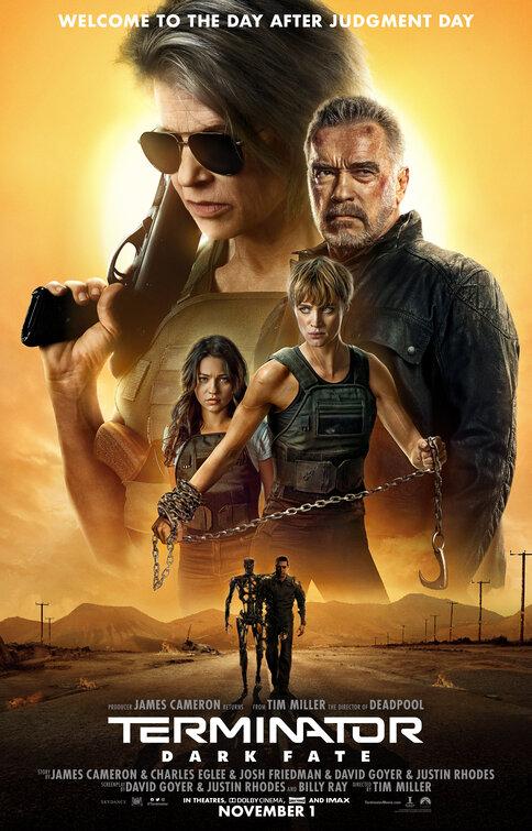 Terminator: Dark Fate Credits