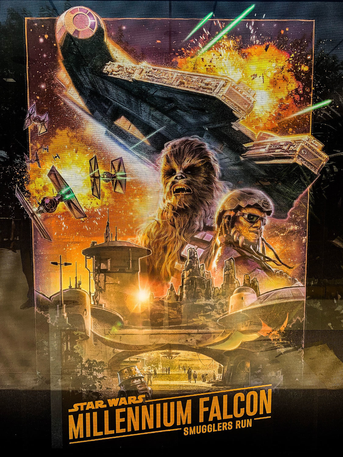Star Wars: Millennium Falcon: Smugglers Run