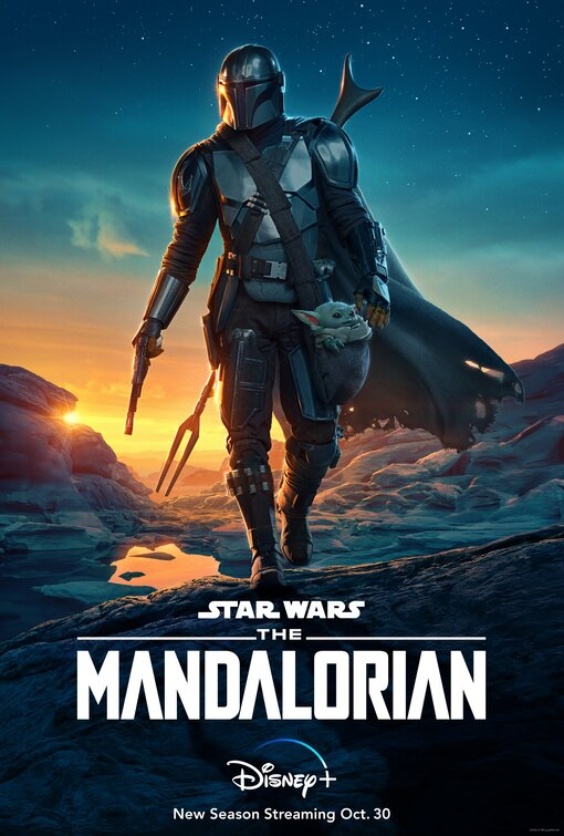The Mandalorian: Season Two Credits