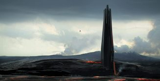 Post Visual Development in Rogue One: A Star Wars Story