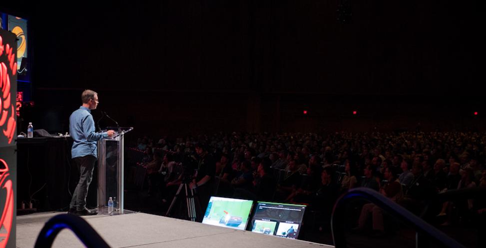 """The Power of the Creative Process"" Rob Bredow Keynote Address – SIGGRAPH 2018"