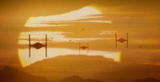 The Force Awakens Portfolio