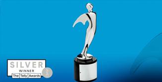 'Inside ILM' Series wins Silver Telly Award