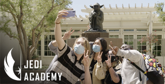 A new generation of talent joins The Force: Jedi Academy 2021